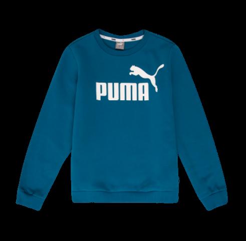 Bluza dziecięca PUMA 852110 36 morska zieleń