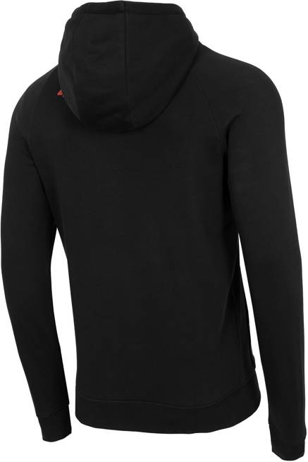 Bluza męska 4F BLM013 z kapturem czarna