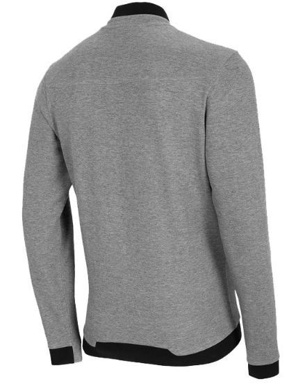 Bluza męska OUTHORN BLM616 szara rozpinana S