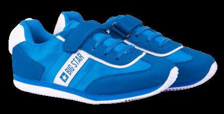 Buty dziecięce adidasy BIG STAR FF374133 niebieskie