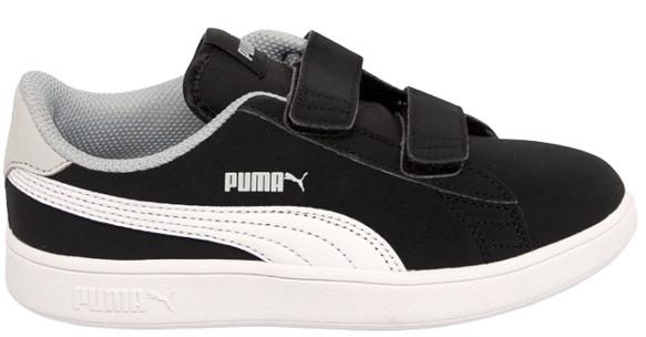 Buty dziecięce trampki Puma Smash Buck 365183 14