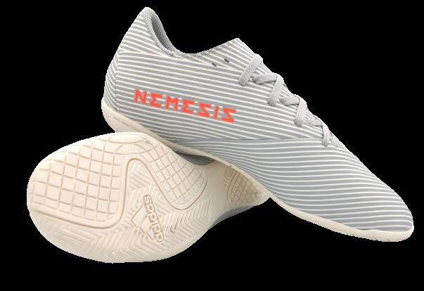 Buty piłkarskie adidas Nemeziz EF8297 szare
