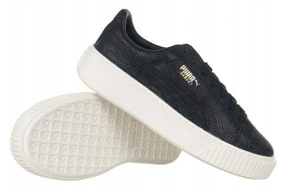 Buty sportowe damskie PUMA 365472 01 czarne