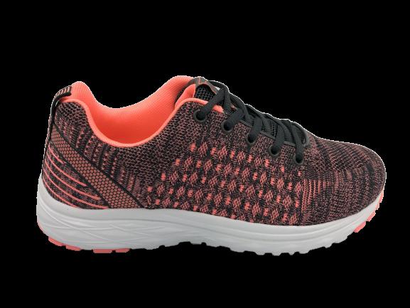 Buty sportowe damskie obuwie B0152-9 różowe