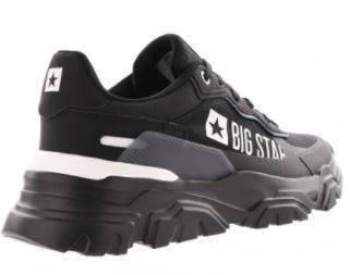 Buty sportowe męskie BIG STAR HH174209 czarne