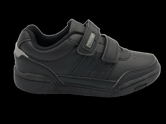 Buty sportowe młodzieżowe adidasy 9131A czarne