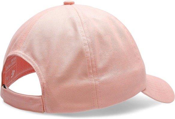 Czapka z daszkiem damska 4F CAD008 różowa