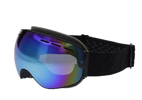Gogle narciarskie 4F GGM062 czarne one size
