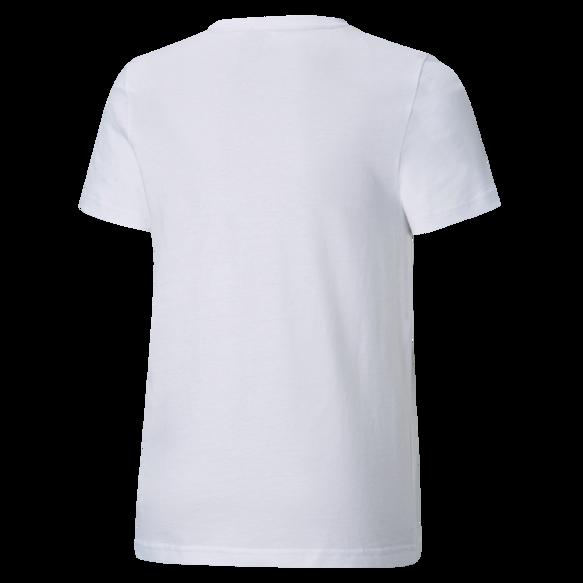 Koszulka dziecięca PUMA 586960 02 bawełniana