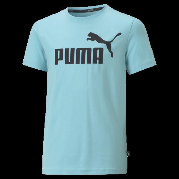 Koszulka dziecięca PUMA 586960 49 turkus