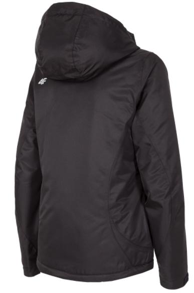 Kurtka damska narciarska 4F KUDN003 czarna