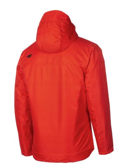 Kurtka męska narciarska KUMN001 4F czerwona XL