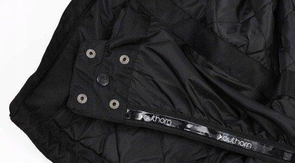 Kurtka męska narciarska KUMN600 czarna S
