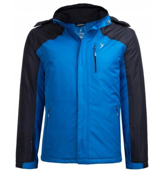 Kurtka narciarska OUTHORN KUMN602 niebieska