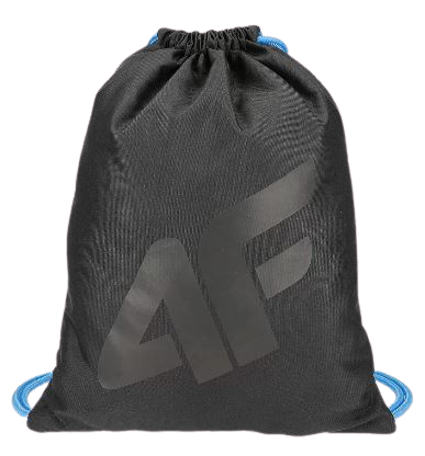 Plecak 4F worek JBAGM002 CZARNY one size