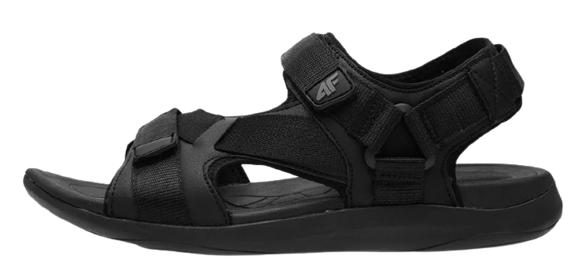 Sandały męskie 4F SAM004 sportowe czarne