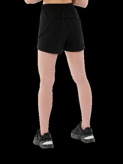 Spodenki damskie sportowe OUTHORN SKDT603 czarne