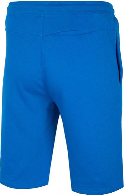Spodenki męskie dresowe 4F SKMD001 niebieskie