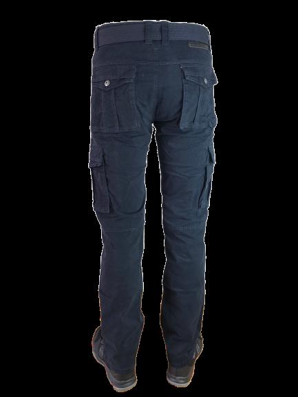 Spodnie bojówki męskie D1672 8