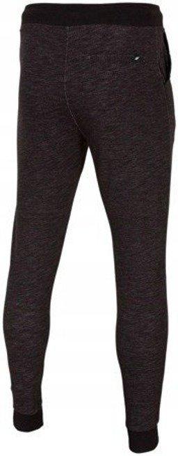 Spodnie dresowe męskie 4F SPMD003 czarne 3XL