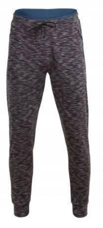 Spodnie dresowe męskie 4F SPMD604 ciemny szary S