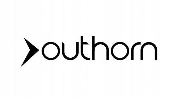 Spodnie dresowe męskie OUTHORN czarne L