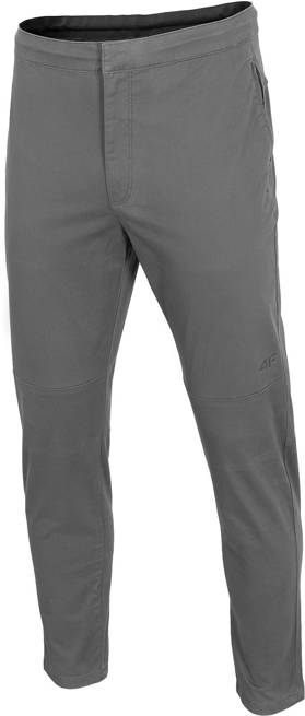Spodnie męskie  4F SPMC010 bawełniane