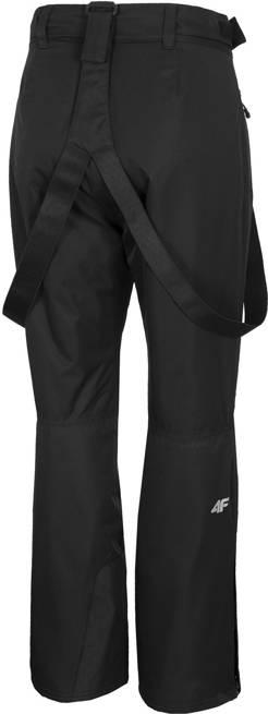 Spodnie narciarskie damskie 4F SPDN001 czarne