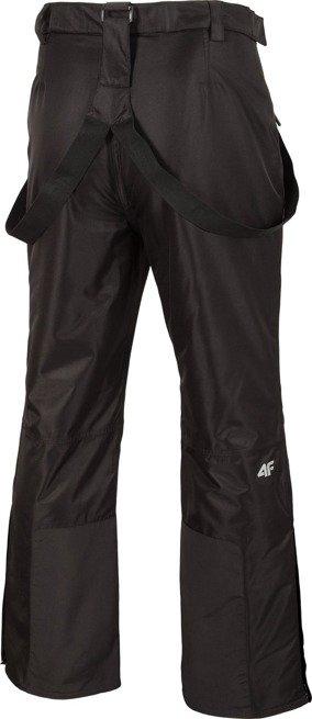 Spodnie narciarskie męskie 4F czarne L
