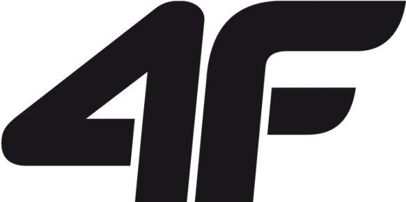 Spodnie narciarskie męskie 4F czarne XL