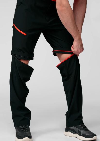 Spodnie treningowe męskie 4F SPMTR061 czarne