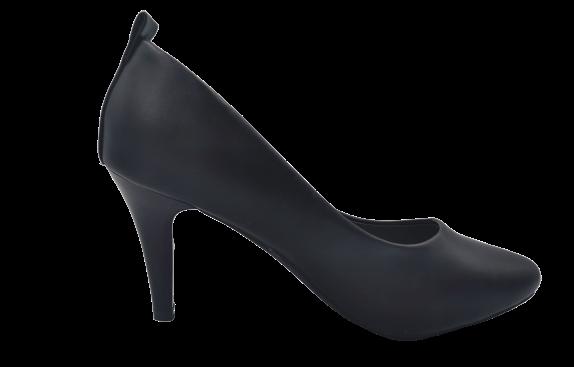 Szpilki damskie czarne czółenka S9042-1P