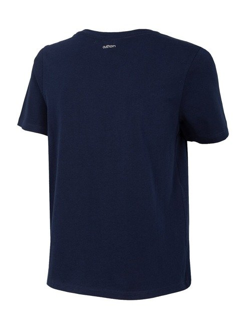 T-shirt damski OUTHORN TSD602 GRANAT