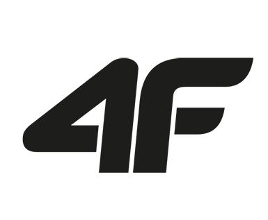 T-shirt fitnesowy męski 4F TSMF017 zielony