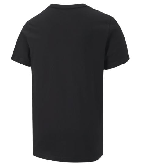 T-shirt koszulka dziecięca PUMA 581279 czarna