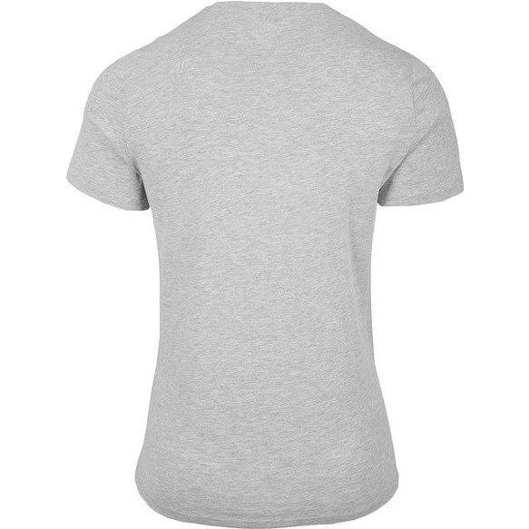 T-shirt męski 4F TSM003 2 PAK czerwony szary