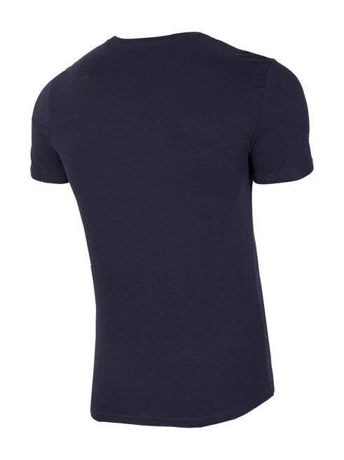 T-shirt męski 4F TSM003 4 PAK zestaw koszulek