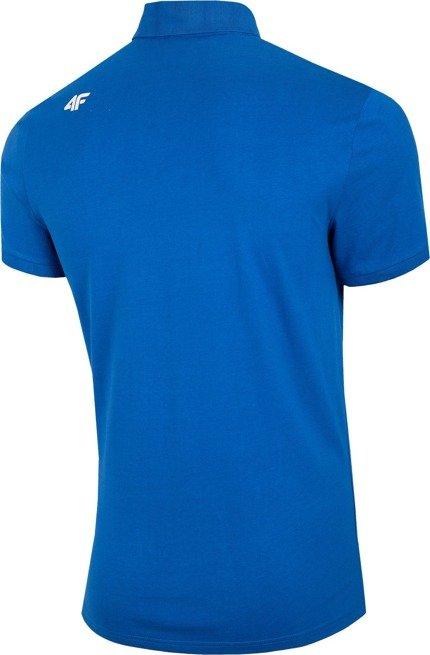 T-shirt męski 4F TSM007 niebieski