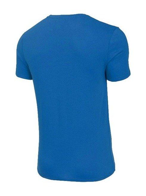 T-shirt męski Outhorn niebieski TSM600