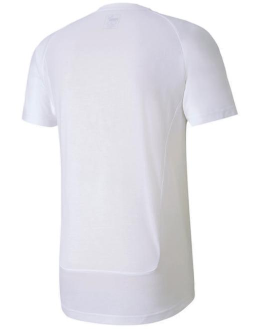 T-shirt męski PUMA EVOSTRIPE 581465 02 biały