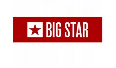 Trampki damskie BIG STAR EE274302 białe
