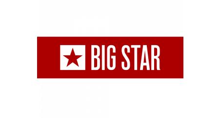 Trampki męskie BIG STAR DD174274 czerwone