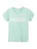 T-shirt dziecięcy 4F JTSD007A miętowa bawełna